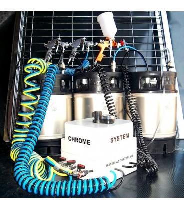 Máquina de cromagem PRO