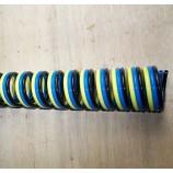 Tubos espiralados simples, duplos e triplos