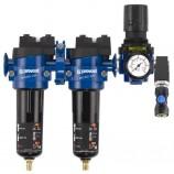 Filtros purificadores de ar para compressores e pistolas