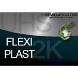 Verniz flexível para plásticos e toldos