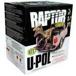 Kit RAPTOR 4 Litros - Revestimento poliuretano alta resistência para caixa basculante