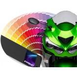 Tinta moto todas as cores construtor - tinta de base a envernizar com solventes