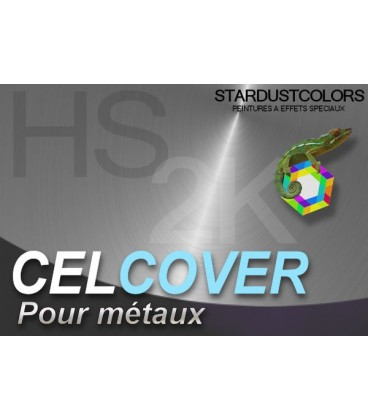 CELCOVER - 2K Verniz poliuretano para aderência direta em metais.