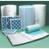 Filtros para cabines de pintura