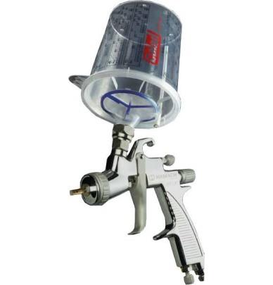 Copos de tinta descartáveis para pistolas kit SLS® Ready2use