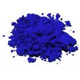 Pigmentos azulam Puro Ultramarino