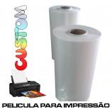 Película de impressão para water transfer virgem a imprimir 21cm ou 30cm
