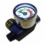 Regulador de pressão para pistola de pintura