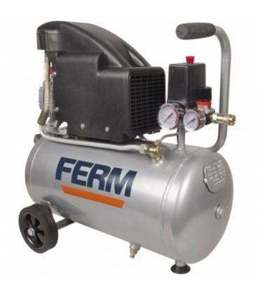 Compressor de ar 24L FERM para ferramentas pneumáticas