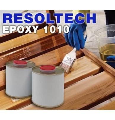 Resina Epóxi 1010 à base de água para envernizamento ou impregnação