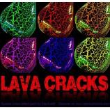 Tinta efeito craquelado LAVA CRACKS