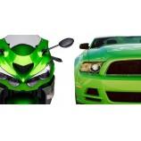 Undercoat específico para cores do fabricante Auto - Moto