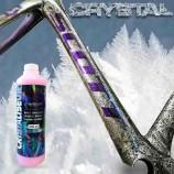 Kit efeito cristalizador para bicicleta