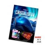 Poster efeito Cristalizador