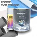 Primer reativo para PVC e plásticos. Transparente ou colorido
