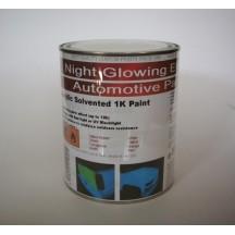Tintas fosforescente grau automotivo
