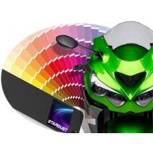 Código cor tinta moto e motocicleta – Tinta em lata ou em spray