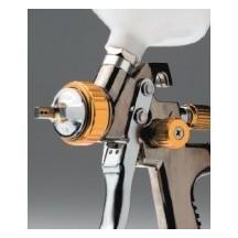 As pistolas HVLP para pintura de carro e moto
