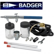 Os aerógrafos Badger